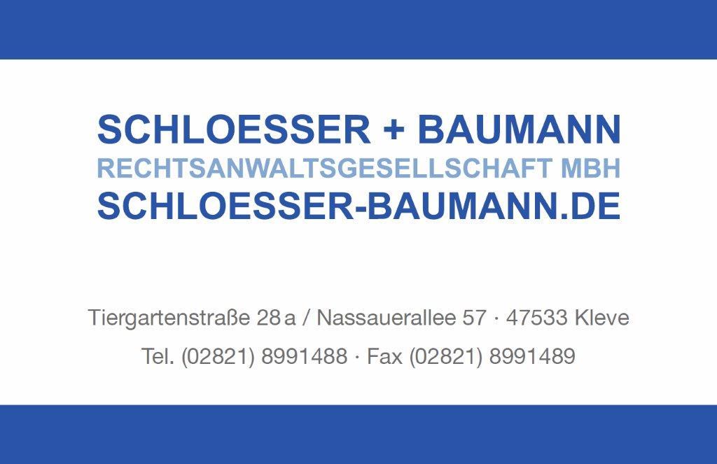Schloesser + Baumann