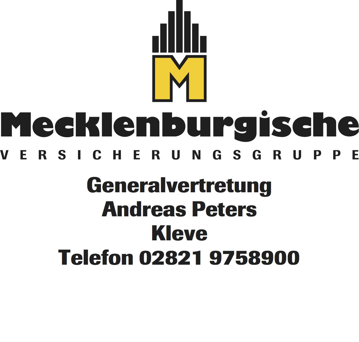 Mecklenburgische Andreas Peters